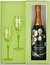 Perrier-Jouet Belle Epoque 2007 75cl Glass Pack